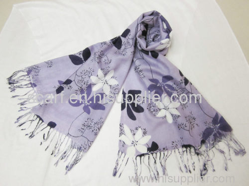 china printed scarf
