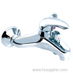 Single Level Bath Shower Mixer Taps