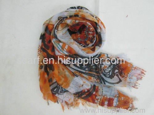 fashion voile scarf