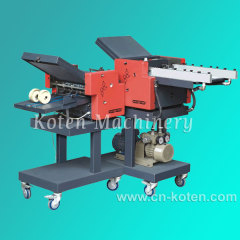 Mini Paper Folding Machine Model (PFM-35C)