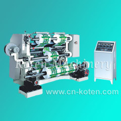 Vertical Type Slitting and Rewinding Machine (FQ-LA)