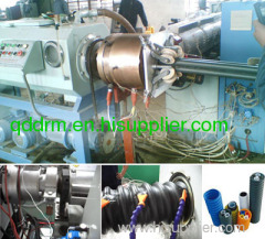 COD cable communication pipe extrusion line/plastic machine