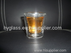 Double Wall glassware