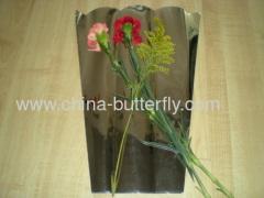 Clear MBOPP sleeve/ Clear metalic sleeve/ Foil sleeve/Flower sleeve