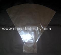 Clear sleeves/Transparent sleeves/Flower sleeves/Cone sleeves