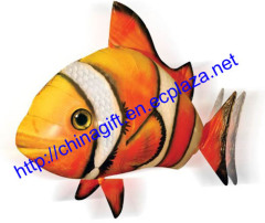Flying fish - Air Swimmer Clown Fish