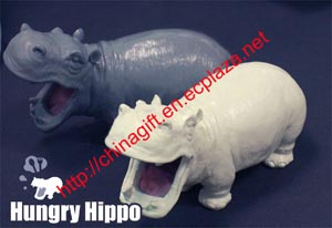 Hungry Hippo Dispenser - Multifunction Storing
