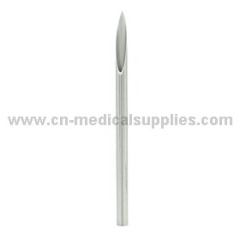 Stainless Piercing Needle