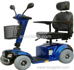 Middle-size mobility scooter