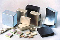 Sintering NdFeb Block magnets