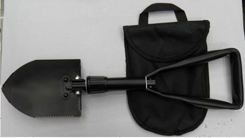 folding camping shovel foldable camping shovel