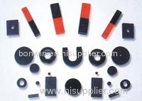 Alnico magnet deferent types