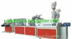 PE DRIPPER IRRIGATION HOSE EXTRUSION LINE