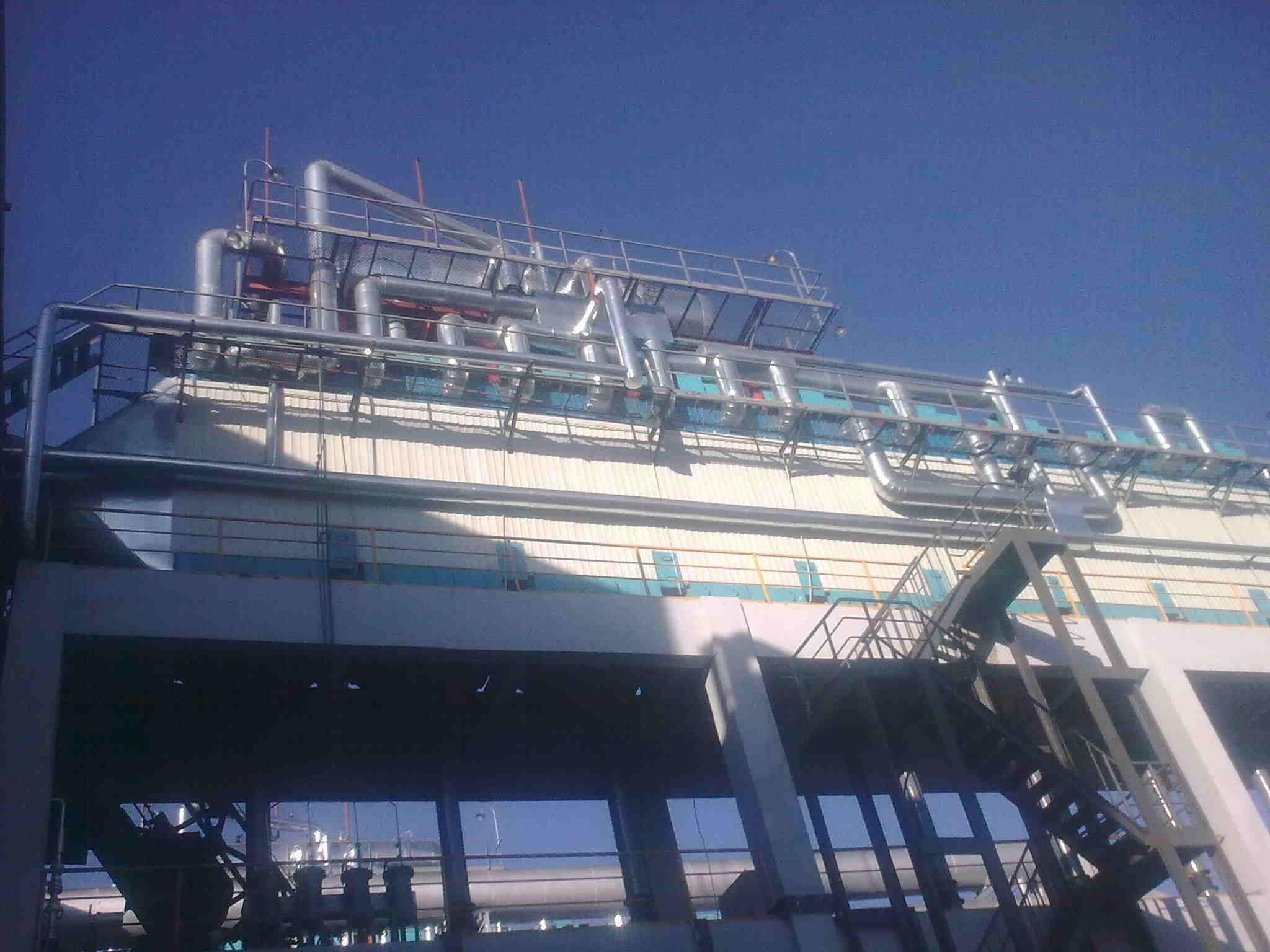 Chemical Process boiler