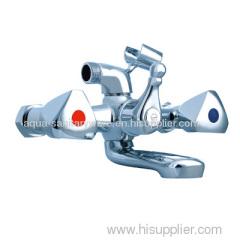 Double handle Bath & Shower Mixer