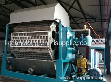 egg tray making machine supplier