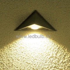 1X3W COB led wall lamp