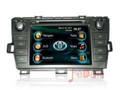 Car DVD GPS for Toyota Prius