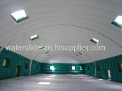 Inflatable Tennis Marquee