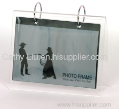 ACRYLIC PHOTO FRAME ALBUM