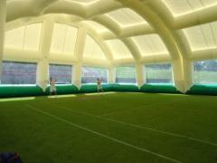 Inflatable Multi-Use Sports Halls