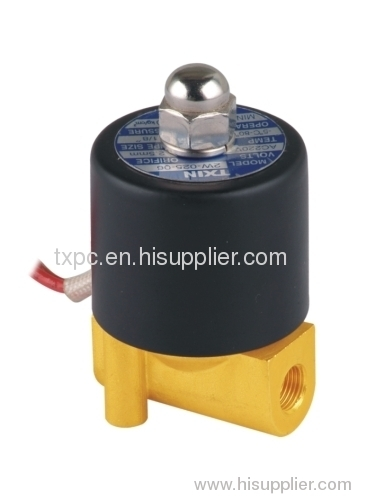 water Series Solenoid Valves