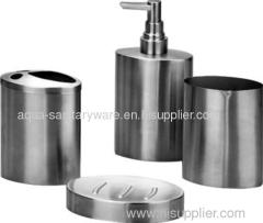 Table stainless steel soap dispenser