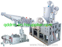 UPVC pipe production line/UPVC pipe extrusion machine