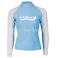 rash guard for women