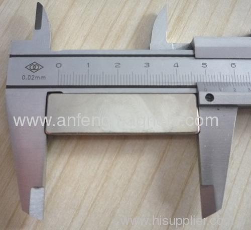 Sintered NdFeB Motor Magnet