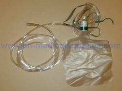 China Non-Rebreather Oxygen Mask