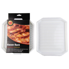 Mircowave Cookware /Bacon Rack