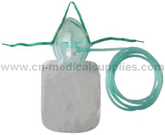 China Oxygen Mask with Reservoir Bag