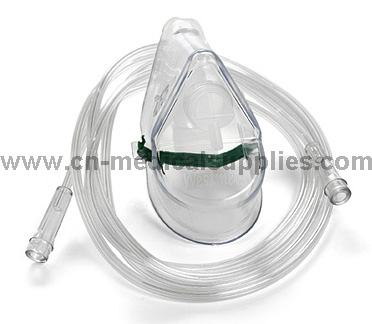 China Simple Oxygen Mask