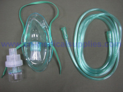 China Oxygen Mask with Nebulizer