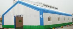 Muti-purpose inflatable buildings
