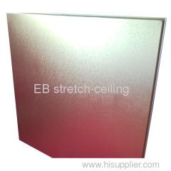 metallic tension ceiling