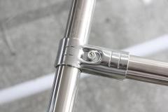 Metal Joint JYJ-1 for Lean Tube Pipe Racks