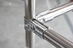 Metal Joint JYJ-2 Connecting Pipes for 90 Degree Angle