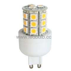 24pcs SMD G9 led bulb light