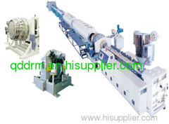 PE pipe production line /PP pipe extrusion machine