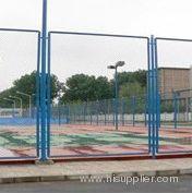 wires mesh fences