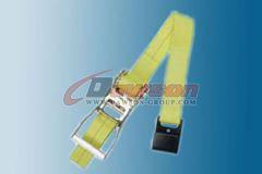 2 Inch Ratchet Strap wiht Flat Hook Cargo Tie Down Dawson Group China Manufacturer Supplier