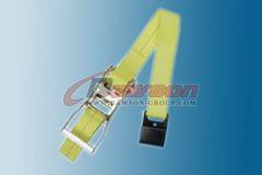 3 inch Ratchet Strap With Flat Hook Cargo Tie Down Dawson Group China Manufacturer Supplier