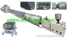HDPE large dia pipe extrusion line/HDPE production machine