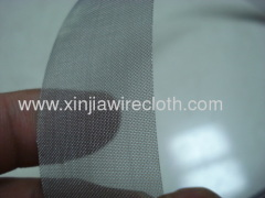 micron stainless steel wire mesh for filtering