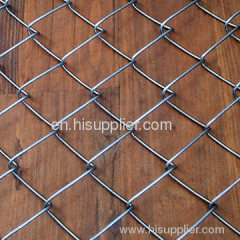 Electro Galvanized Chain Link Fence rolls