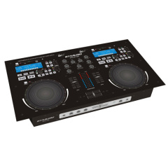 DJ Mixer With Media Operator with 32G SD card