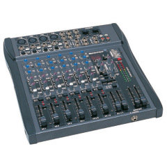 PRO 8 CH Mixer With DSP