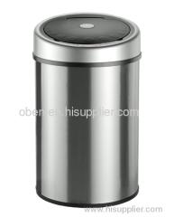 sensor dustbin stainless steel dustbin